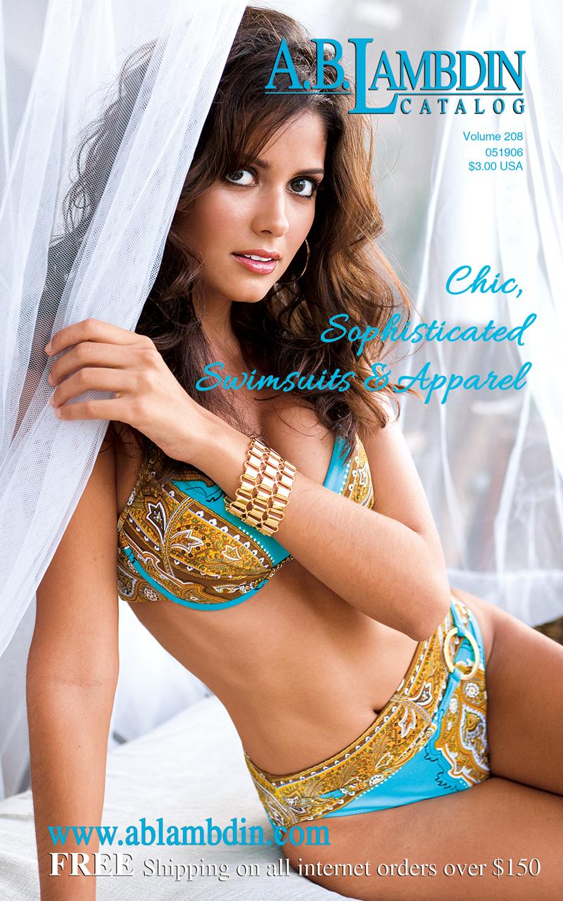 Catalog Cover Design – AB Lamdin